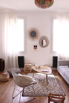 Ambiance living-room
