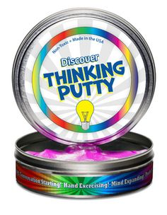 Thinking Putty with Your Logo | How creative can you get?