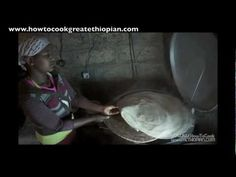 Ethiopian short run down on teff flour and how injera enjera is made  www.howtocookgreatethiopian.com