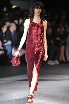 Givenchy RTW Spring 2014 - Paris Fashion Week