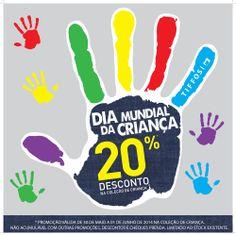 TIFFOSI KIDS - Campanha Dia Mundial da Criança -20%* de Desconto em toda a coleção Kids #tiffosi #tiffosidenim #tiffosikids #kids #diamundialdacriança   Compra online em: www.tiffosi.com
