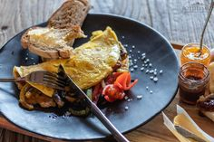 Try our Free-Range Farm Omelet