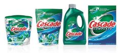 $1.00 Off One Cascade Dish Detergent And Rinse Aid With Printable Coupon!