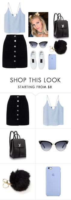 """Untitled #383"" by melanieperez ❤ liked on Polyvore featuring Miss Selfridge, MANGO, Gucci and Pierre Hardy"