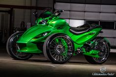 custom can am spyder - Google Search