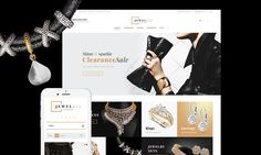 Szablon Jewelrix – rozwiązanie dla e-sklepów biżuterii na PrestaShop już dostępny do pobrania!