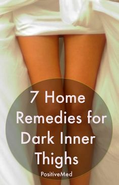 dark inner thighs treatment