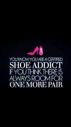 Shoe Addict!