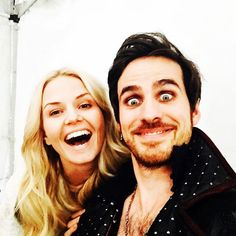 Pin for Later: Ces Photos Instagram du Cast de Once Upon a Time Sont Dignes D'un Conte de Fées