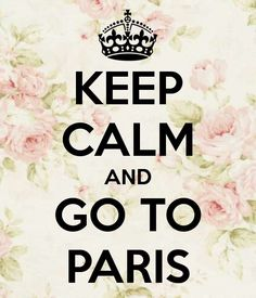 Paris is Always good idea