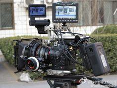 Canon C500& @movcam rig & Gemini RAW ,4K canon RAW demo record