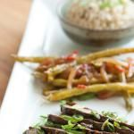 In a Pickle: Spicy Pickled Dilly Beans | Crumb: A Food Blog