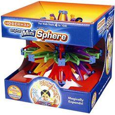 Hoberman Mini Sphere Rings - Walmart.com