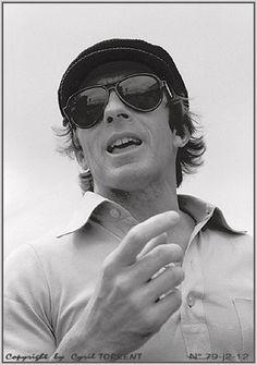 Sir Jackie Stewart  photo Cyril Torrent