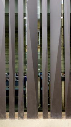 Biblioteca Sant Antoni – Joan Oliver / RCR Arquitectes