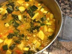 Recipe Of The Week: Split Lentil Soup