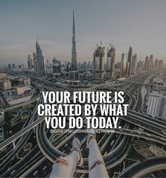 Your future is built on what you do today! - Learn how I made it to 100K in one months with e-commerce!