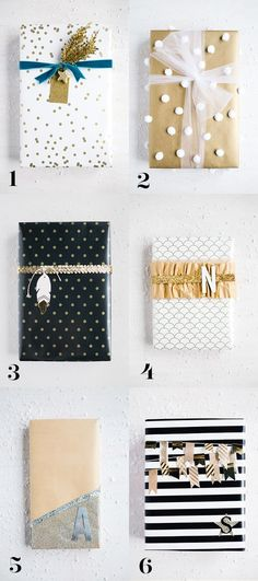 DIY Gift Wrapping Ideas : Take your wrapping to the next level! Glam Wrapping Ideas - step by step DIY Gift Wrapping Ideas Take your wrapping to the next level! Glam Wrapping Ideas – step by step Present Wrapping, Creative Gift Wrapping, Wrapping Ideas, Creative Gifts, Paper Wrapping, Unique Gifts, Pretty Packaging, Gift Packaging, Packaging Ideas