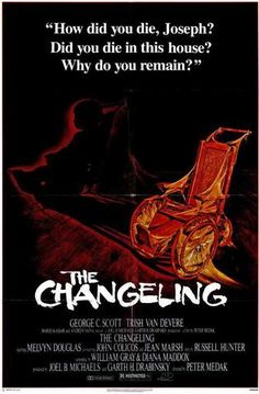 The Changeling (1980) - George C. Scott  DVD