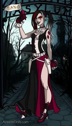 Sweet sweet dark, right mista J? Der Joker, Joker Und Harley Quinn, Harley Quinn Drawing, Harley Quinn Cosplay, Hq Marvel, Marvel Dc Comics, Superhero Villains, Gotham Girls, Doll Divine