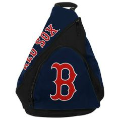MLB Boston Red Sox Sling Backpack, Navy by Concept 1. $26.95. Interior laptop compartment. Cell phone pocket on backstrap. Screen printed word mark logo and felt applique logo. Front pocket organizer. 600D main body fabric. The woody will be your favorite umbrella to take everywhere you go. Perfect for those rainy days or even just to show off your team pride.
