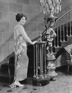 katharinehepburn:Norma Shearer in Broadway After Dark, 1924