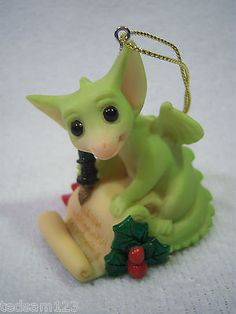 Pocket Dragon  MINIATURE  ' DEAR SANTA '   MINT.  VERY RARE!!