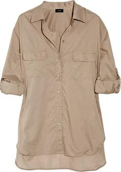 #Joseph - such a basic shirt that would be light and cute for late spring
