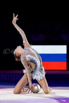 Aleksandra Soldatova (Russia), World Championships (Stuttgart) 2015