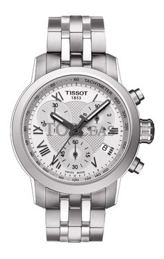 Tissot PRC 200 Stainless Steel Case Bracelet Deployment Buckle Silver Dial Black Accents Chronograph Date Functions Ladies Quartz Watch Stainless Steel Bracelet, Stainless Steel Case, Tissot Prc 200, Ladies Bracelet Watch, Sport Watches, Women's Watches, Dress Watches, Luxury Watches For Men, Quartz Watch