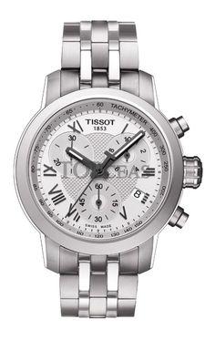 Ceasul Tissot PRC 200 Quartz Chronograph Lady