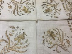 ottoman gold embroidery cevre FOR SALE • $155.00 • See Photos! Money Back Guarantee. ottoman great embroidery cevre with gold metallic threads.it has two big repair. please study photos. dimensions length:91cm width:91cm ı will ship with turkish postal service. delivery time7-12 days. 332050152396