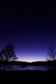 Midnight Sky... stunning!