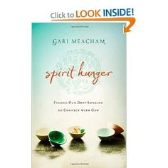Spirit Hunger: Filling Our Deep Longing to Connect with God: Gari Meacham: 9780310309000: Amazon.com: Books