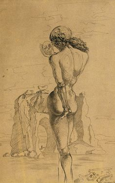Salvador Dali | Drawing | Tutt'Art@ | Pittura * Scultura * Poesia * Musica |