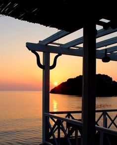 Good evening <3 İyi akşamlar <3 sunset in Gumusluk / Bodrum / Mugla