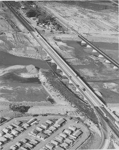 Highway 101 Bridge (San Diego), Feb, 04, 1952