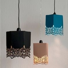 Paper Lanterns. Inexpensive way to decorate a room or for a wedding or a special event. Could b as elegant or simple as u like