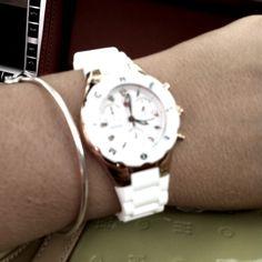 a0cdfdaa539 my Michele jelly watch   love