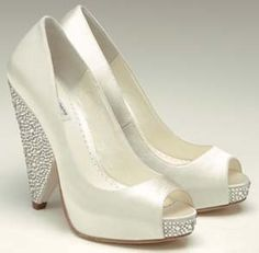 wedding shoes! #shoes #wedding