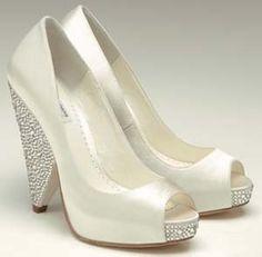 wedding shoes! #shoes #wedding