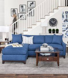 Small living room sectional