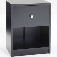 black nightstand - Google Search