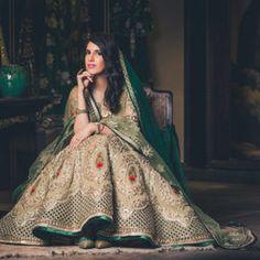 Pose In Gorgeous Tarun Tahiliani Couture: WMG Red Carpet Bride Shoot in Delhi