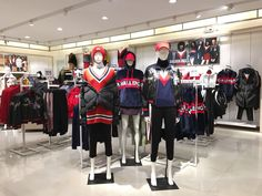Yishion 2017 Winter Collection ~ Ladies Instore Display