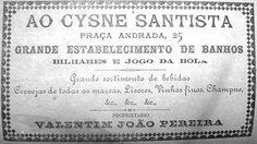 Conhecendo Santos e o Mundo: Os bairros de Santos