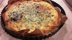 Katčina báječná kuchyně: Francouzský cibulový koláč