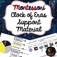 Clock of Eras support material