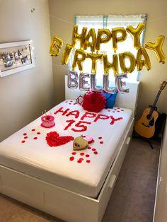 Happy 15th Birthday, Holiday Decor, Home Decor, Homemade Home Decor, Decoration Home, Interior Decorating