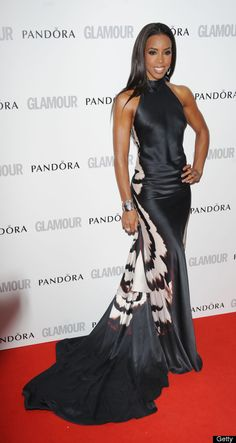 Kelly Rowland – Sleek sophistication! Let Gold 'N Hot help you achieve this look!